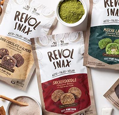 About Revol Snacks