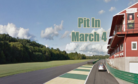 Pit In at Cherry Point NCR Novice School