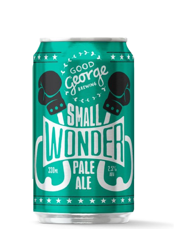 Good George Small Wonder Pale Ale Can