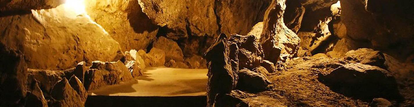 Воронцовские пещеры