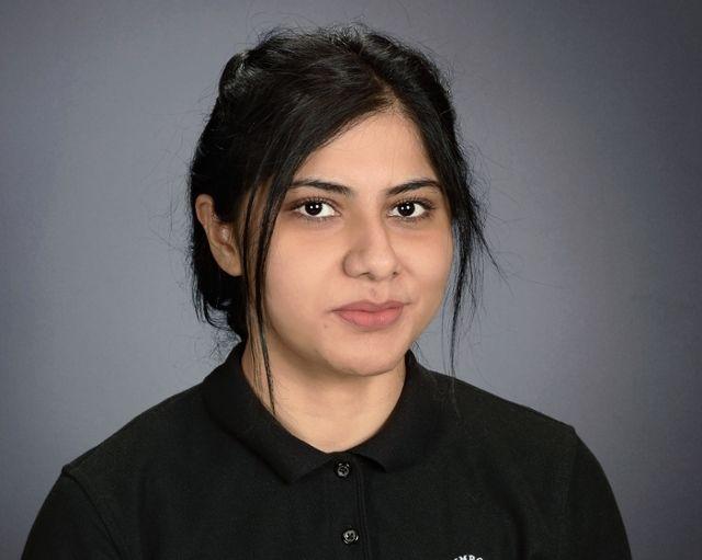 Ms. Asia Ameen , Preschool I Assistant Teacher