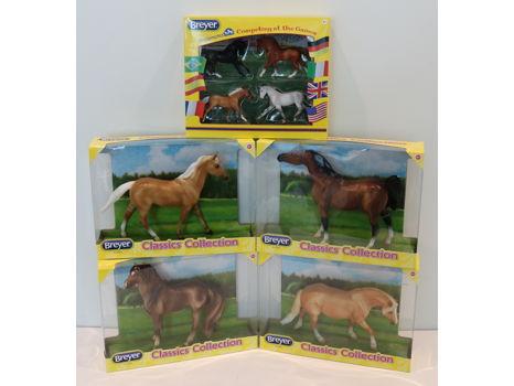Set of Breyer Horses