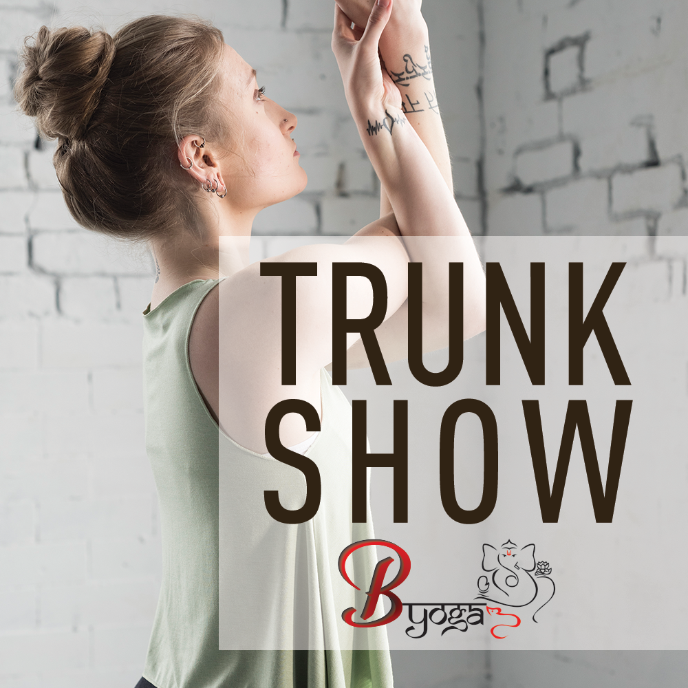 Trunk Show BYoga