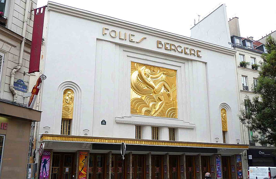Paris - Immobilier Paris 9ème arrondissement - Folies Bergère - Engel Volkers