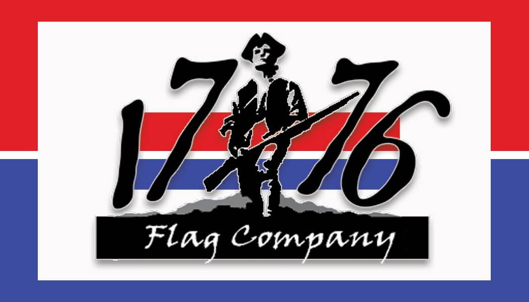 1776 Flag Company Logo