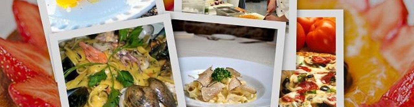 Урок итальянской кухни с последующим обедом