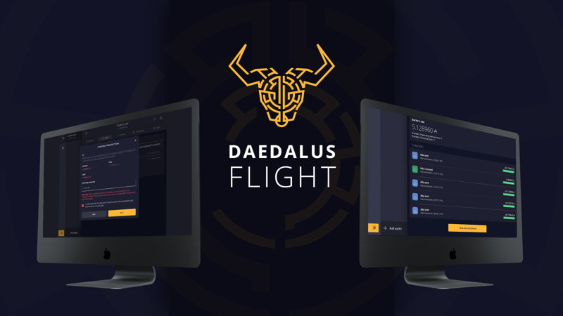 We need you for a Daedalus testing program!