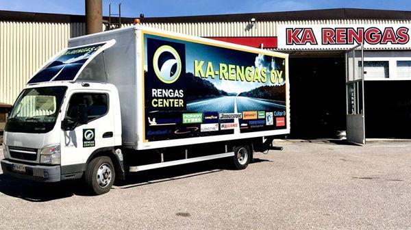 RengasCenter Oriketo KA-Rengas Oy