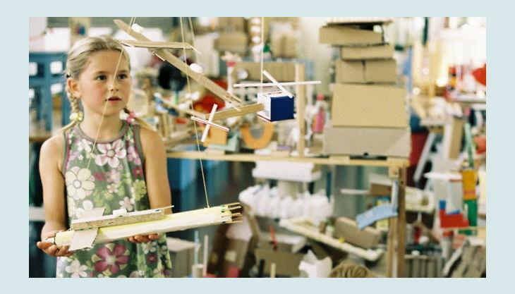 labyrinth kindermuseum modellbau