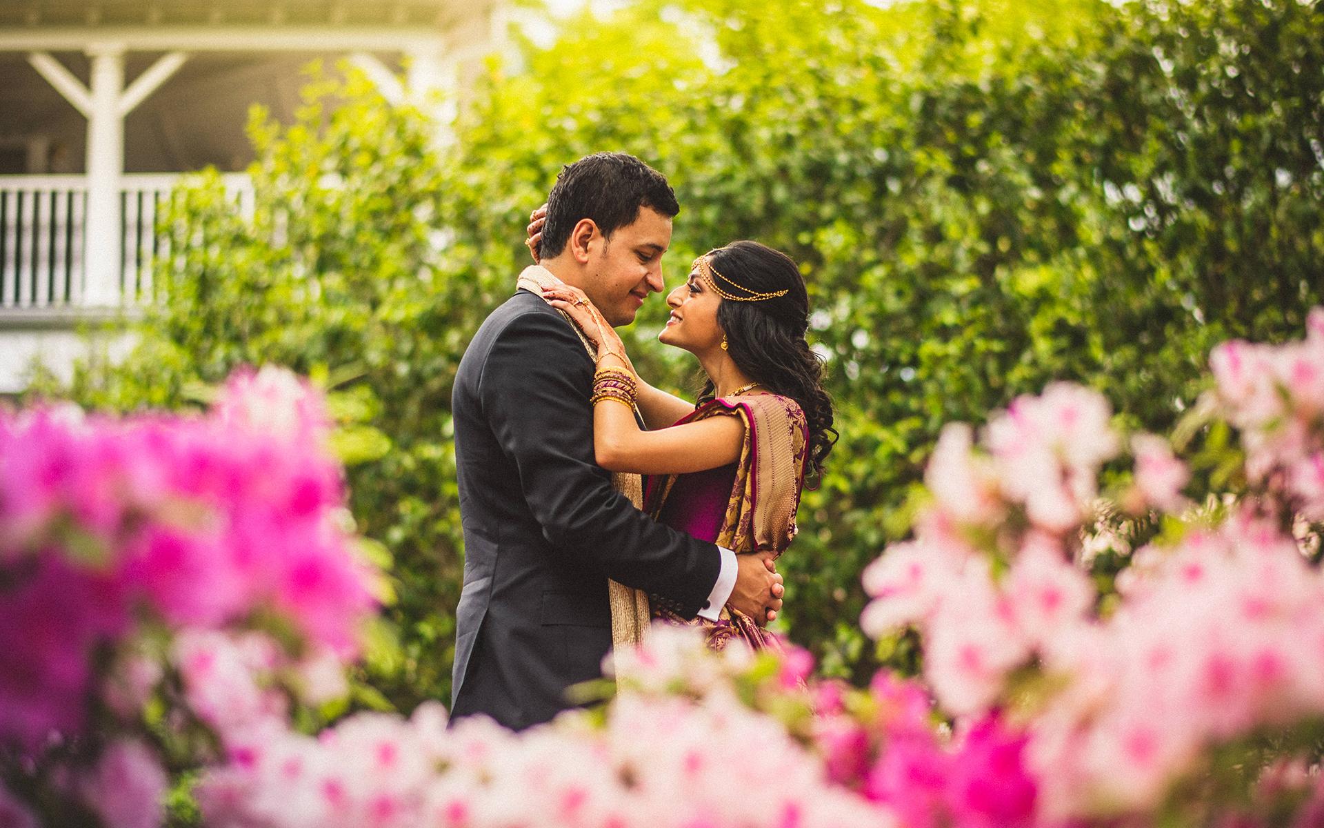 Outdoor Wedding Affair