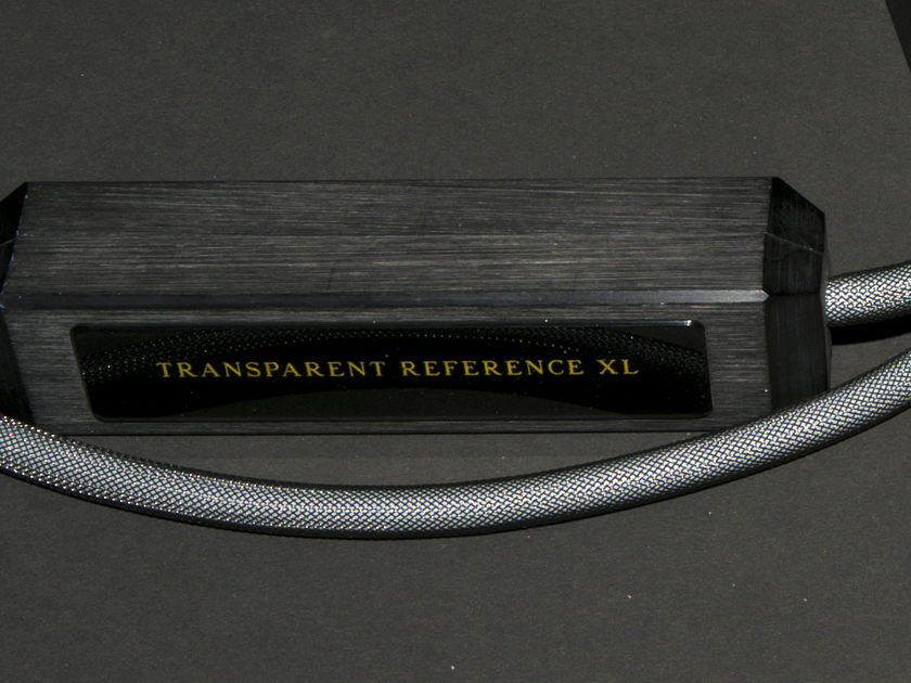 """TRANSPARENT AUDIO REFERENCE XL XLR INTERCONNECT CABLES/73"""""""