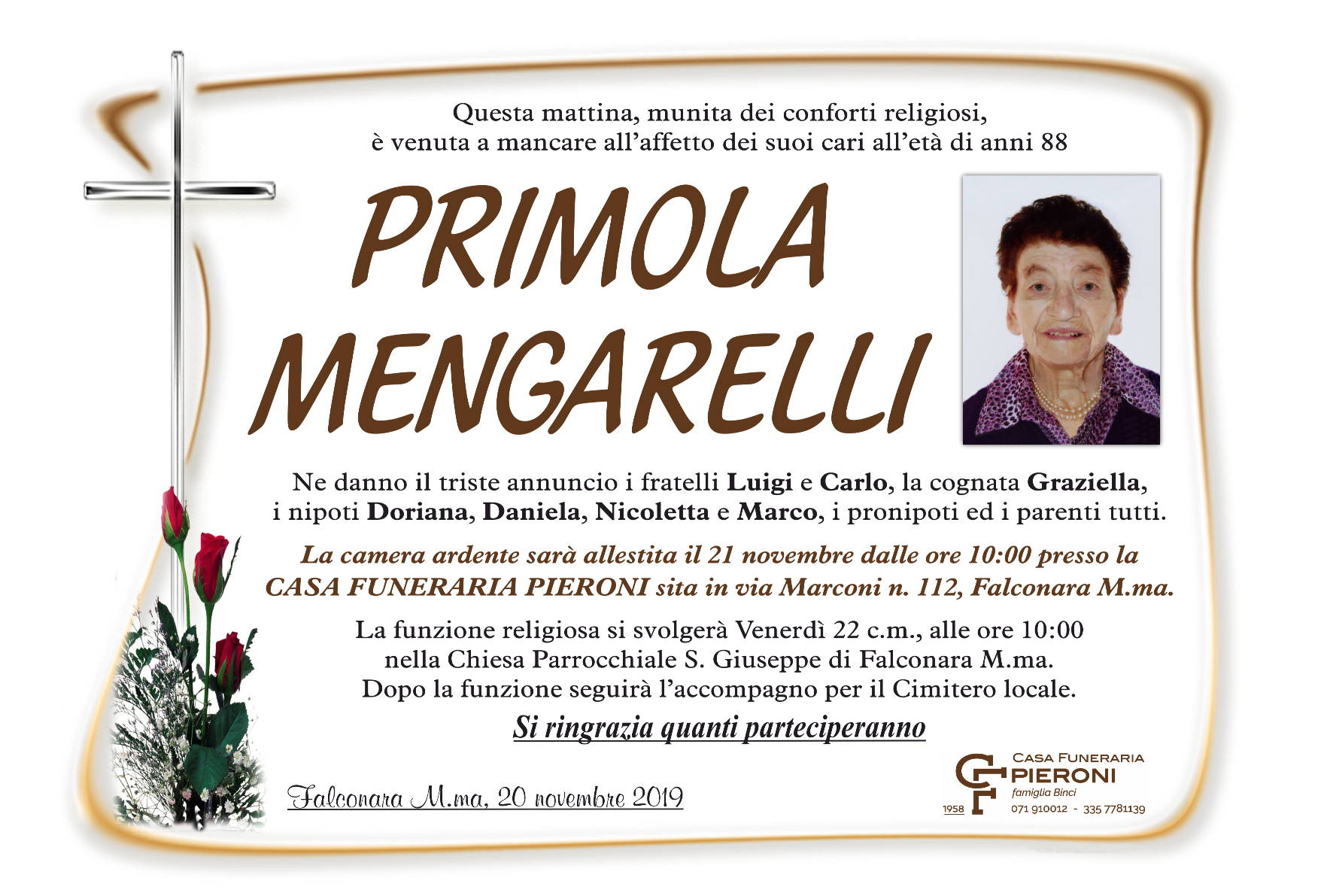 Primola Mengarelli