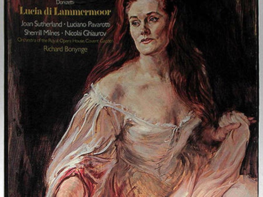 London ffrr | BONYNGE/DONIZETTI - Lucia di Lammermoor / 3-LP / NM