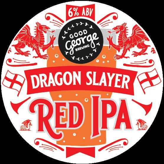 Dragon Slayer Red IPA