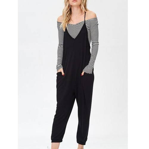 d6c91432bfb6d9 EcoVibe Apparel Emily French Terry Jumpsuit
