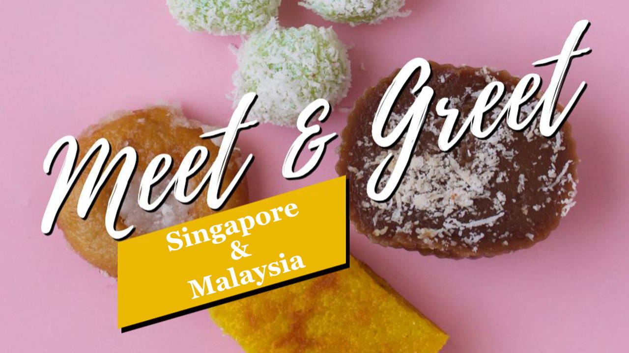 Meet Up in Singapore and Kuala Lumpur