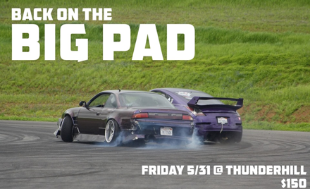 Speed SF - Big Skid Pad 5/31