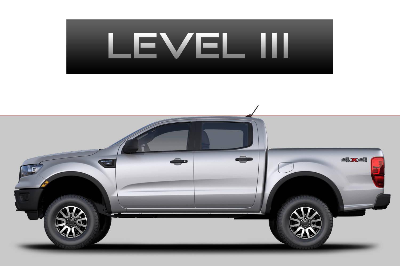 GMC Sierra Off-Road Customizing Package Level 3 by 3C Trucks