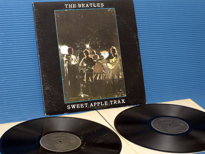 THE BEATLES - - Sweet Apple Trax -  Newsound Records 1975 German