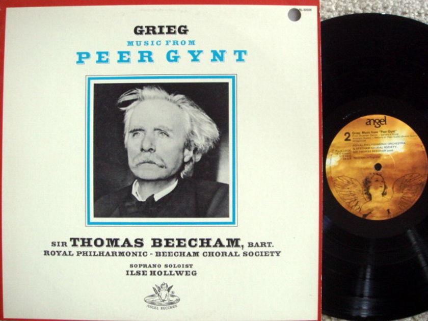 EMI Angel / BEECHAM, - Grieg Peer Gynt, NM!
