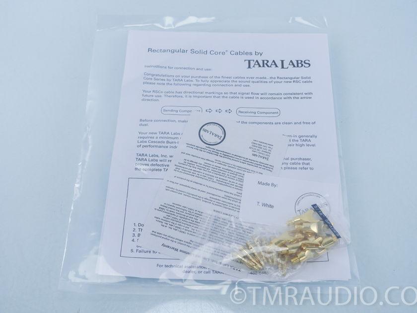 Tara Labs Omega Evolution Speaker Cables; 8ft. Pair (7089)