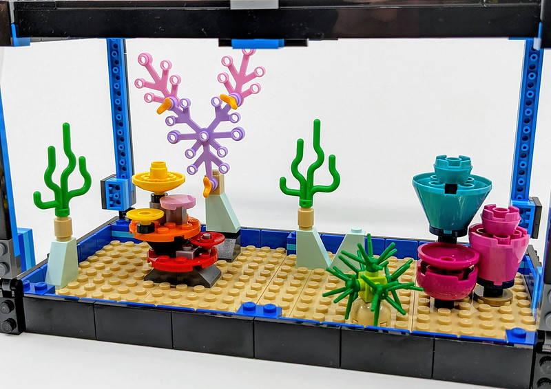 Fish tank creator 3 in 1