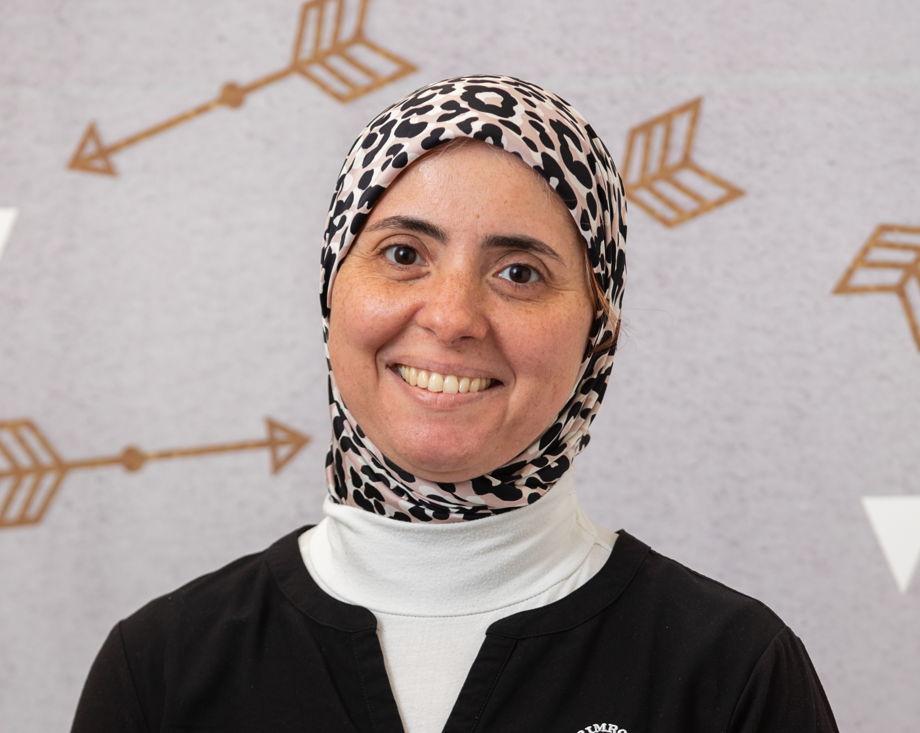 Ms. Moustafa , Preschool Pathways Teacher