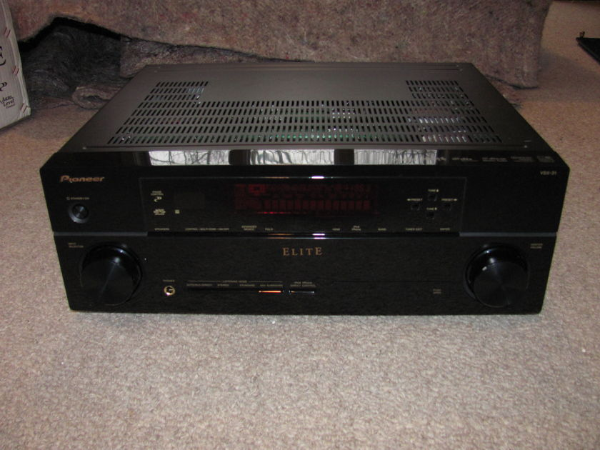 Pioneer Elite VSX-30 Home Theater receiver