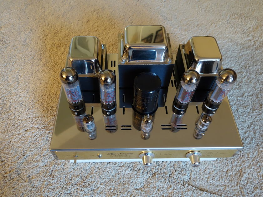 Ars Sonum Filarmonia SJ Demo Class A EL34 Tube Integrated Amp W/Warranty