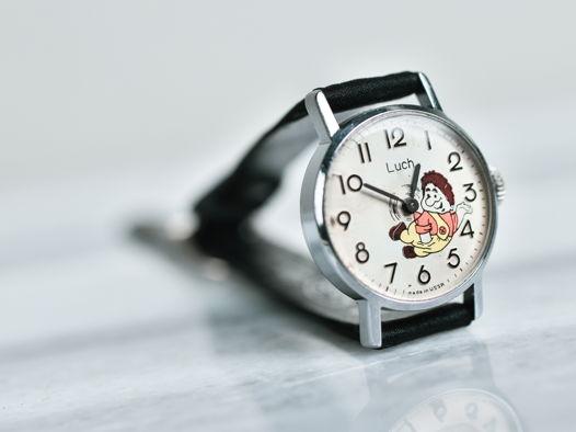 Луч – механические часы из 1980-х