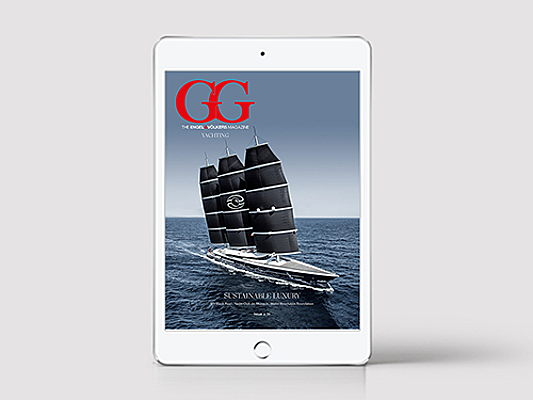 Sintra - Now in a new design: The new GG Yachting magazine is now available online and takes you into the fascinating and exclusive world of yachting.