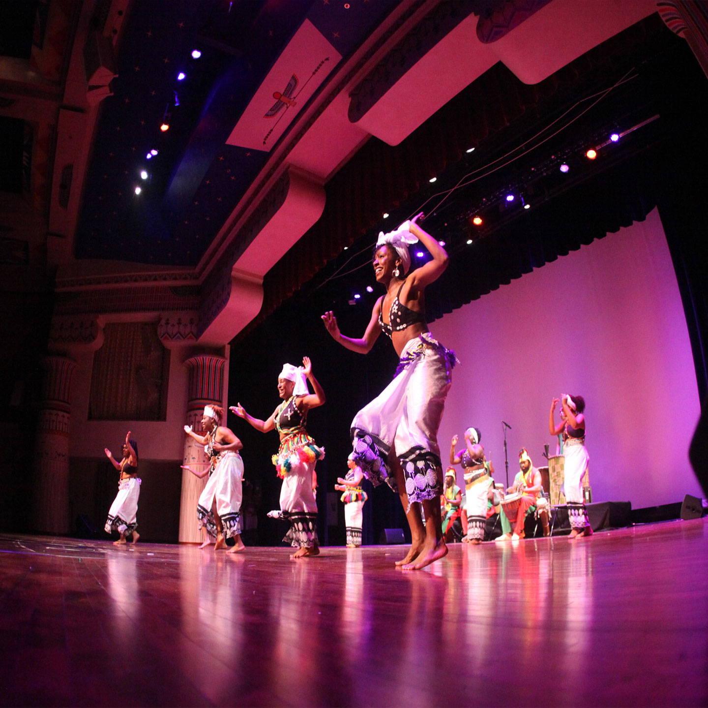 Thiossane West African Dance Institute