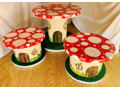 Fairy Toadstool Table Set