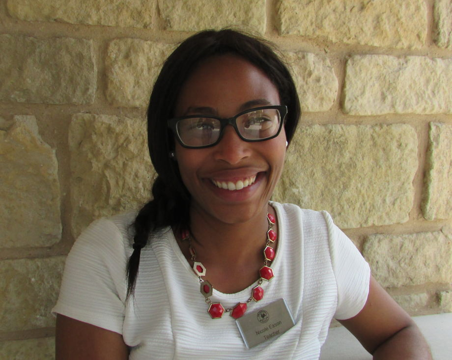 Nicole Eason , Summer Explorers Club Teacher
