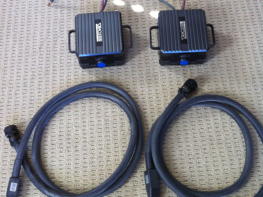 MIT Oracle V2.1 10' EW Speaker cables
