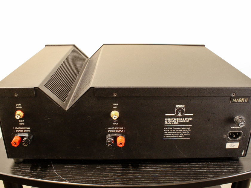 Aragon 2004 mkII Power Amplifier