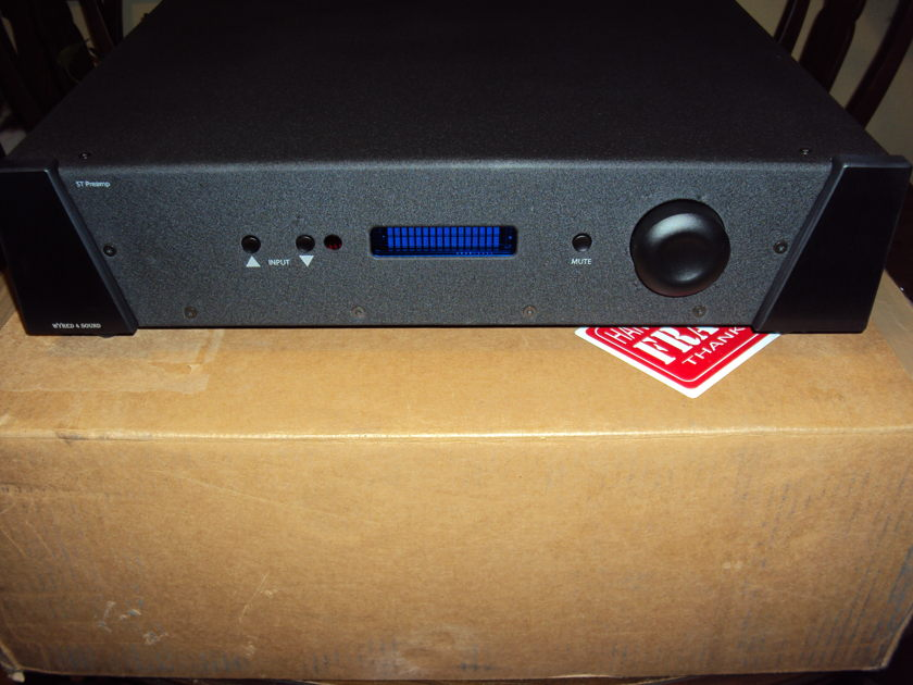 Wyred 4 Sound STP-SE Excellent as new