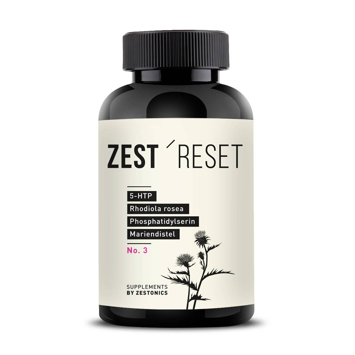 zestonics - zest'reset