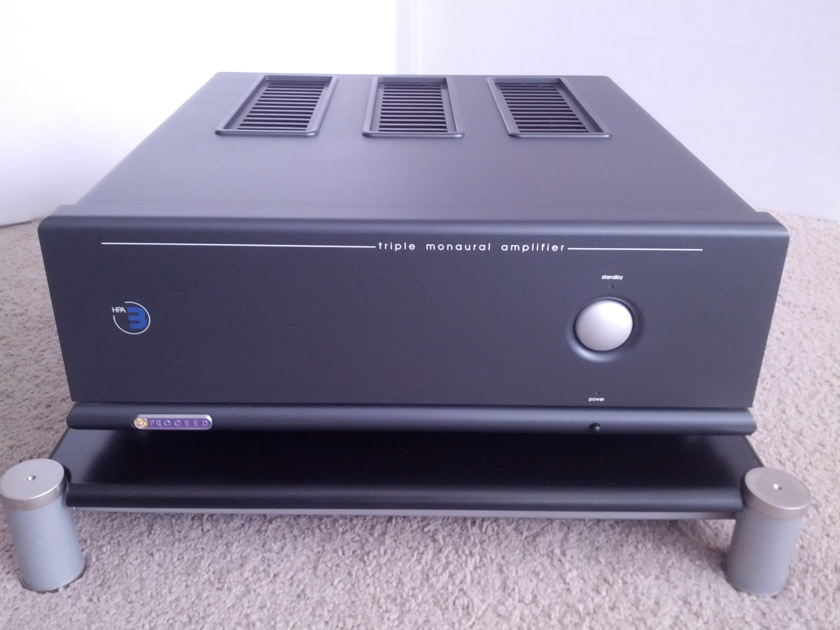 Proceed HPA-3 Power Amplifier by Mark Levinson
