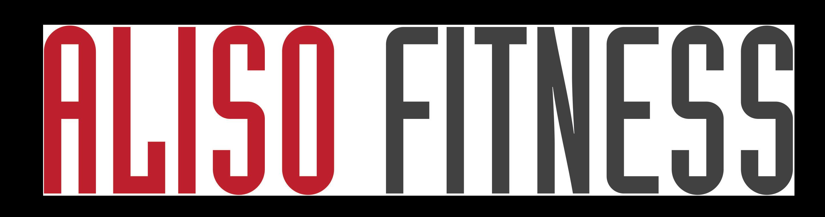 Aliso Fitness logo