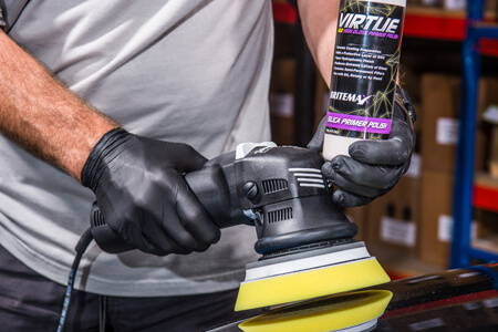 Rupes polishers for car detailing