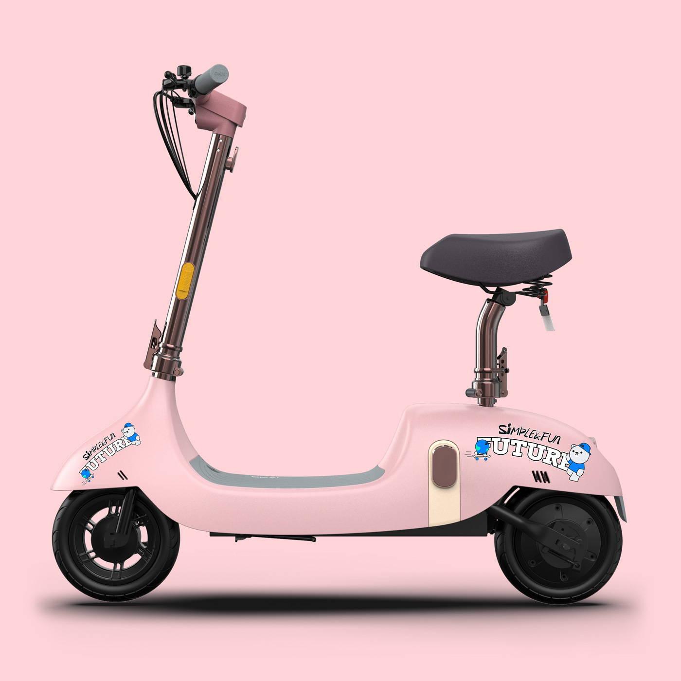 okai ea10 escooter decals stickers customize