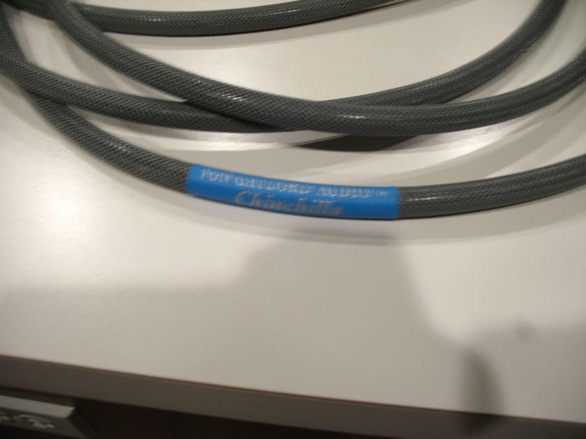 Von Gaylord Chinchilla Interconnect RCA 2 meters  $550!!
