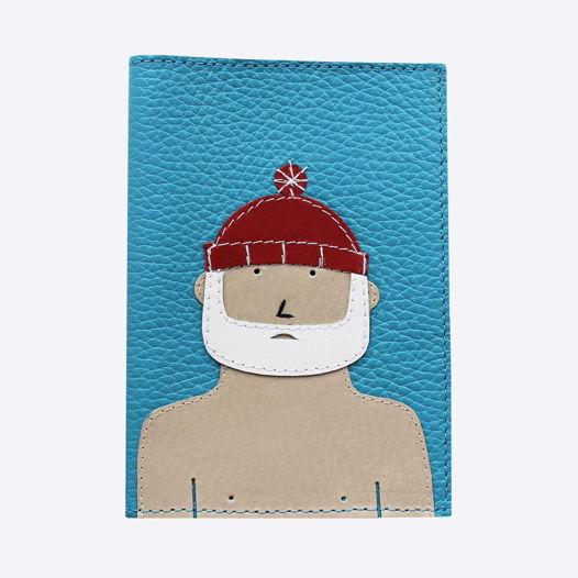 Обложка для паспорта Кусто