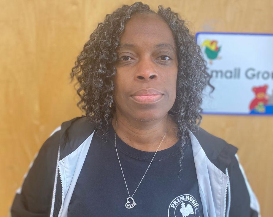 Ms. Patricia Thomas , Toddler 1 Teacher