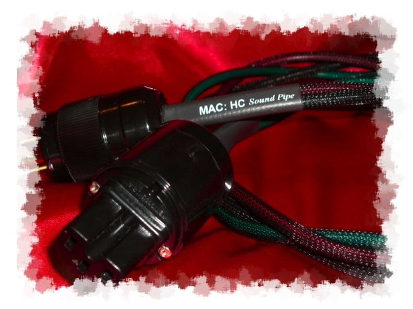 Mac 3' HC Sound Pipe