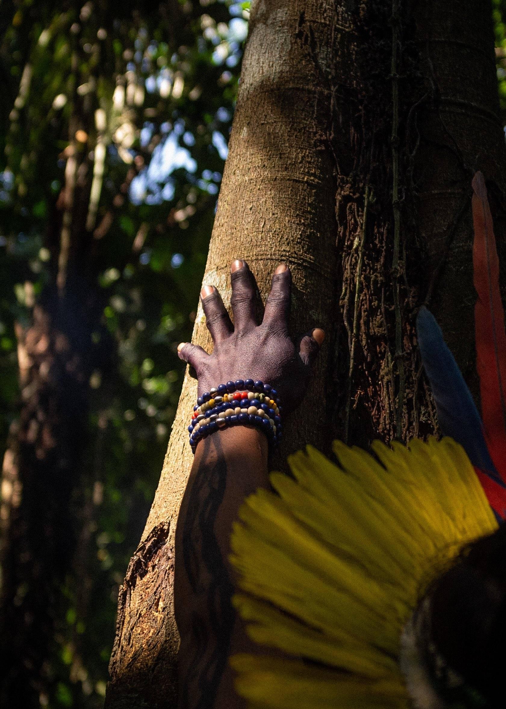 Yawa Bands and traditional cuffs