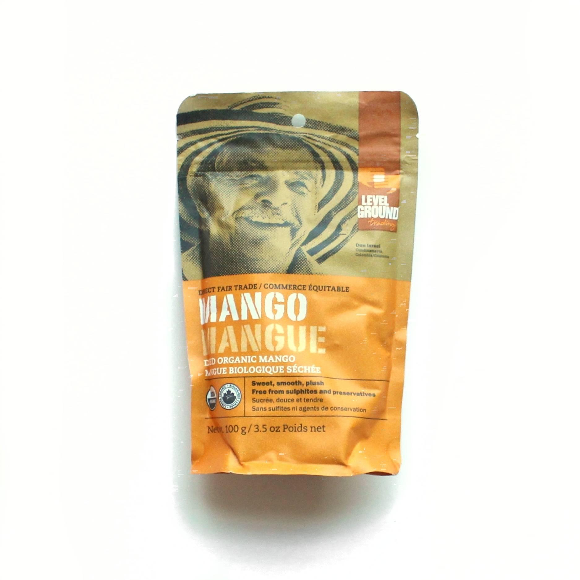 Level Gourmand mangues séchées