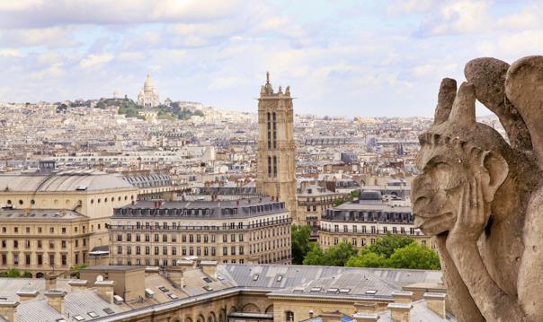 Скелеты в шкафу: скандалы старого Парижа