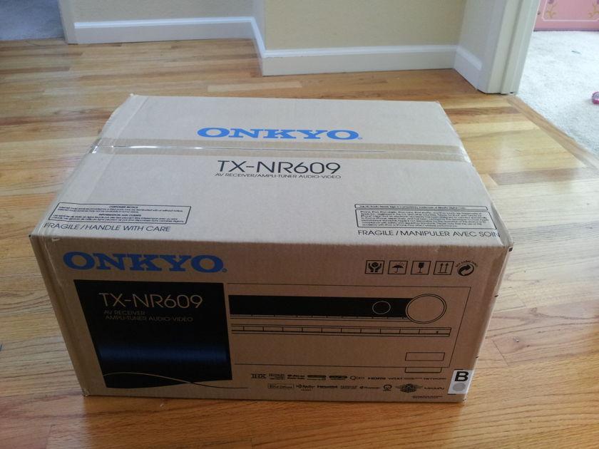 Onkyo  TX-NR609 factory sealed